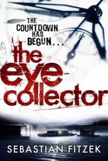 The Eye Collector, Paperback Book