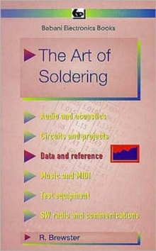 The Art of Soldering, Paperback Book