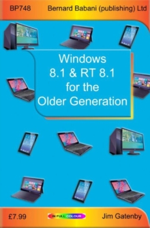 Windows 8.1 & RT 8.1 for the Older Generation, Paperback Book