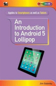An Introduction to Android 5 Lollipop, Paperback Book