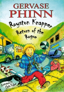 Royston Knapper: Return of the Rogue, Paperback Book