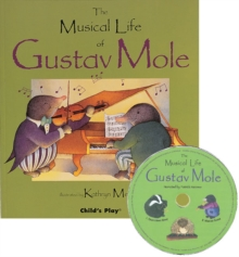 The Musical Life of Gustav Mole, Mixed media product Book