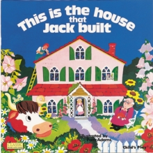 This is the House That Jack Built, Board book Book
