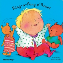 Ring-a-ring O'roses, Board book Book