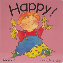 Happy, Board book Book