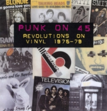 Punk On 45, Paperback Book