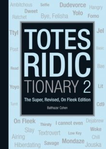 Totes Ridictionary 2, Paperback / softback Book