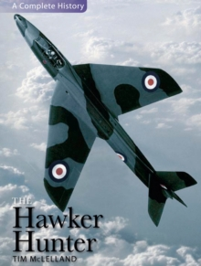 The Hawker Hunter, Hardback Book