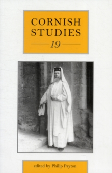 Cornish Studies Volume 19, Paperback / softback Book