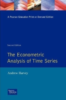 Econometric Analysis Time Series, Paperback Book