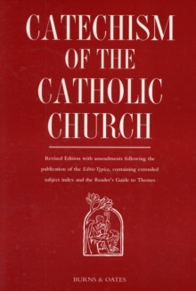 Catechism of the Catholic Church, Paperback Book