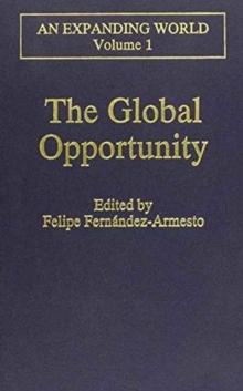 The Global Opportunity, Hardback Book