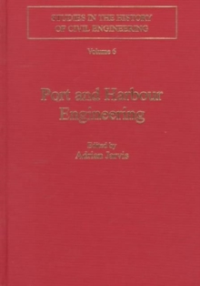 Port and Harbour Engineering, Hardback Book