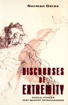 Discourses of Extremity, Paperback / softback Book