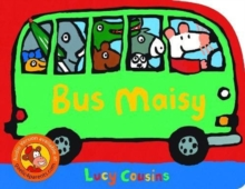Bus Maisy, Hardback Book