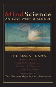Mindscience : An East/West Dialogue, Paperback / softback Book