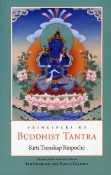 Principles of Buddhist Tantra, Paperback / softback Book