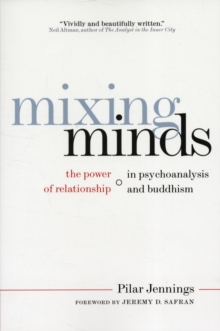 Mixing Minds : The Power of Relationship in Psychoanalysis and Buddhism, Paperback / softback Book