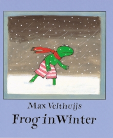 Frog in Winter, Paperback / softback Book