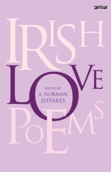 Irish Love Poems, Paperback Book