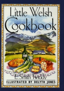 A Little Welsh Cook Book, Hardback Book