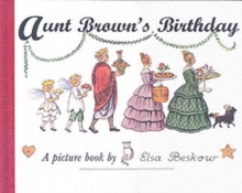 Aunt Brown's Birthday, Hardback Book