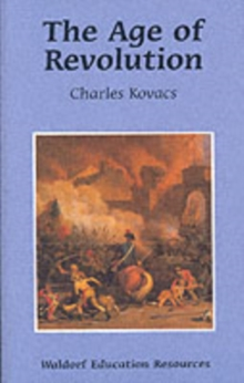 The Age of Revolution, Paperback Book