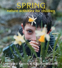 Spring Nature Activities for Children, Paperback Book