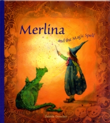 Merlina and the Magic Spell, Hardback Book