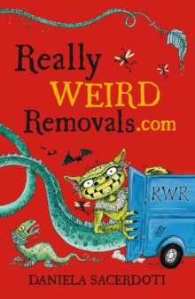 Really Weird Removals.Com, Paperback Book