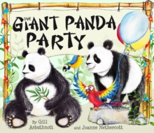 The Giant Panda Party, Paperback Book