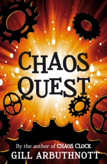 Chaos Quest, Paperback Book