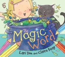 The Magic Word, Paperback Book