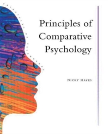 Principles of Comparative Psychology, Paperback Book