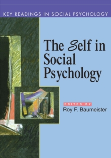 The Self in Social Psychology, Paperback Book