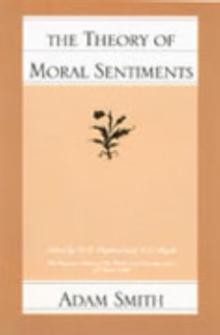 The Theory of Moral Sentiments, Paperback / softback Book