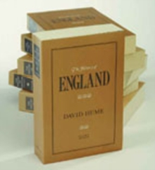 History of England, Volumes 1-6 : From the Invasion of Julius Caesar to the Revolution in 1688, Paperback / softback Book