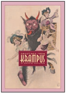 Greetings From Krampus : 24 Assorted Postcards, Postcard book or pack Book