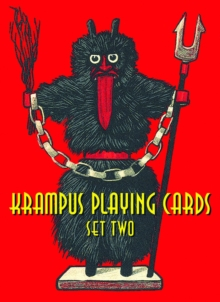 Krampus Playing Cards: Set Two, Cards Book