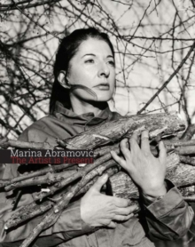 Marina Abramovic : The Artist is Present, Hardback Book