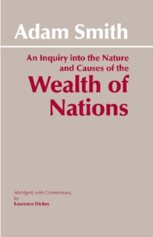 The Wealth of Nations, Paperback / softback Book