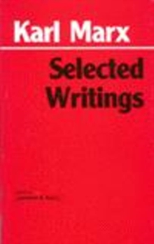 Marx: Selected Writings, Paperback Book