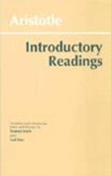 Aristotle: Introductory Readings, Paperback Book