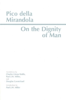 On the Dignity of Man, Paperback Book