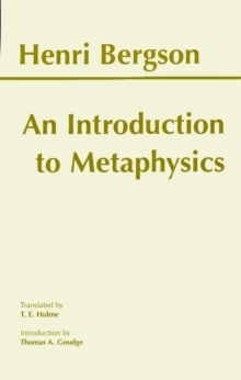An Introduction to Metaphysics, Paperback Book