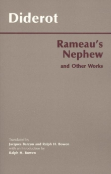 Rameau's Nephew, and Other Works, Paperback / softback Book