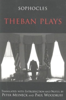 Theban Plays, Paperback Book