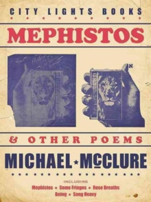 Mephistos and Other Poems, Paperback / softback Book