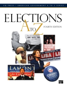 Elections A to Z, Hardback Book