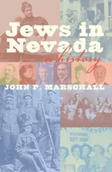 Jews in Nevada : A History, Paperback / softback Book